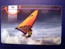 Wind Surfing, Sport, Bulgaria Chip Phone Card, Mobika - Sport