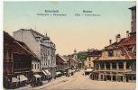 Brasso Former Kronstadt  Foter Klastromutcza  H. Zeidners No 7 P. Used 1906Photo J. Schuller - Roemenië