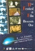 """Carte Postale """"Cart'Com"""" (2001) - 11ème Festival Du Film Beauvais Oise (affiche - Cinéma) - Affiches Sur Carte"""