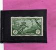 TRIPOLITANIA 1931-2 SOGGETTI AFRICANI LIRE 5 MNH - Tripolitania