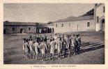 CPA Carte Postale Ancienne AFRIQUE MOZAMBIQUE Nyassa Fanfare Du Petit Seminaire TBE - Mozambique