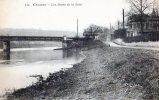 77 CROISSY SUR SEINE   - 13-   Les Bords De Seine - France