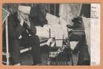 1907( Le Landemain De La Veille What A Difference In The Morning ) Animé Timbre  Postcard Carte Postale CPA Post Card - Cartes Postales