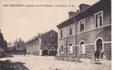 19215 VINCENNES. QUARTIER DU 72e D ARTILLERIE. LA CANTINE -EM1199- Terrasse