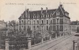 Dép. 71 - CHALON-sur-SAONE. - Hôtel De La Sous-Préfecture. Ed. Des Galeries Modernes. Voyagée FM - Chalon Sur Saone
