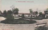 Dép. 71 - CHALON-sur-SAONE. - Le Stand Et Son Parc. Colorisée. E. Lemoine  Voyagée FM - Chalon Sur Saone