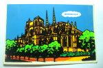 D 33 - Bordeaux - (carte Velour) - Bordeaux