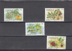 San Vicente Y Las Granadinas Nº 420 Al 423 - St.Vincent Y Las Granadinas