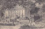 VERNET LES BAINS. (66)  LE PARADIS DES PYRENEES.  HOTEL DU PARC.  VOYAGEE 1911. - France