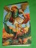 Calendarietto Anno 1993 - Parrocchia S.MICHELE Di RHO - Auguri Parroco - Benedizione Famiglie Natale 1992 - Santino - Calendari