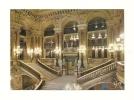 Cp, 75, Paris, Théatre De L'Opéra, Académie Nationale De Musique, Le Grand Escalier - Francia