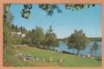 St Antoine Lac Bouchette Robertval (la Terrasse De L´Ermitage)  Quebec Canada Postcard Carte Postale CPA Post Card - Quebec