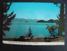CPSM Montana-Flathead Lake And Mission Range   L935 - Etats-Unis