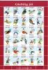 Feuille De Vignettes De Noël Des Iles Féroé 2007 Neuve - Féroé (Iles)