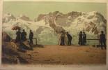 Pollux Et Breithorn : Vus Du Gornergrat - VS Valais