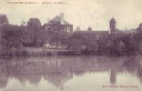 """ST ULRICHS-CAPELLE = Kasteel """"de Motte"""" (écrite) 1914 - Belgique"""