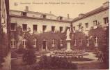 SAVENTHEM = Pensionnat Des Religieuses Ursulines - Cour Ste Angèle (Nels) 1940 - Belgique