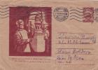 MEDICINE IN LABORATORY 1960 STATIONERY COVERS ENTIER POSTAL,Romania.RRR. - Medicine