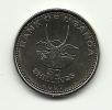 2007 - Uganda 50 Shillings, - Uganda
