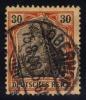Germany #86 Germania, Used (1.40) - Germany