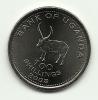 2008 - Uganda 100 Shillings - Uganda