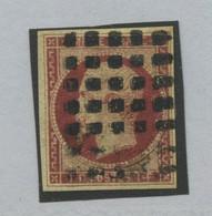 18  Ø   Quatre Marges     Cote 3250 E    Premier Choix - 1853-1860 Napoleone III