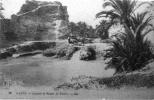 Gabès : Cascade Et Rocher De Schella - Tunesië