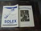 1934   Ecrasement De L´Avion Postal Entre GAND Et BRUGES ; Hydravion  Croix Du Sud ;DINOSAURES ; Flin Flon Au CANADA - Journaux - Quotidiens