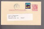 Postal Card - Franklin - Cedar Valley Stamp Club - Postal Stationery