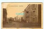 Br - 85 - LA CHAIZE LE VICOMTE - Grande Rue  - édition Thibaudeau - La Chaize Le Vicomte