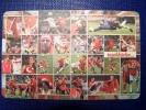 Turkey Magnetic Phone Card, Sport Soccer Football - Turchia