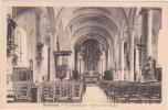 Hertelingen : Intérieur De L'église - Belgique