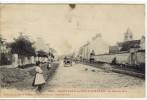 Carte Postale Ancienne Saint Jean Les Deux Jumeaux - La Grande Rue - France