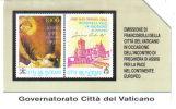 VATICAN / SCV 1 USED - Vatican