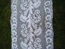 1 Rideau - -a Restaurer Ou A N´utiliser Que Les Belles Parties-73x220 Environ -.........(12) - Rideaux