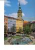 München - Rindermarktbrunnen Mit Alten Peter - Gel. - Muenchen
