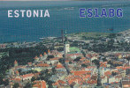 QSL-CARDS - AK 98617 Estonia - Tallinn - Radio Amateur