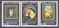 Peru C213-5 * RELIGION   ST. ROSA - Peru