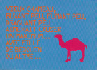 Carte Postale CP Humoristique - CHAMEAU DROMADAIRE - CAMEL Post Card - KAMEL Postkarte AK - 18 - Altri