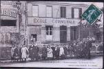 PORCHEVILLE ECOLE - Porcheville