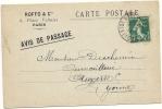 14Ve     CPA COMMERCIALE ROFFO ET Cie PLACE VOLTAIRE PARIS - Marchands