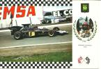 TRANSPORTS,Automobile, Courses F1,CPM, LOTUS 72 JPS F.1 Motor Ford V8 460 CV, Scan Recto-Verso - Unclassified
