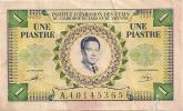 VIET NAM 1 Piastre 1952   KOLSKY 904 - Vietnam