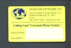 USA  -  Remote Phonecard As Scan - Vereinigte Staaten