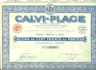 CORSE . CALVI PLAGE - Tourisme