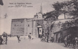 Anguillara Sabazia- Roma- Ingresso Al Paese-viaggiata 1916-animata - Altre Città