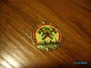 ESTONIA Pre WW II FIREFIGHTERS Collection Charity Jetton Badge - Firemen