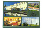 (H998) - The Victoria Falls Hotel - P.O. Box 10, Victoria Falls, Zimbabwe - Zimbabwe