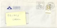 Deutschland Rheine 1996 / Ecrire Schrijven Write Schreiben - Post