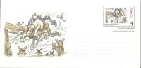Espana Don Quijote 1998 / Los Gigantes / Cheval Paard Horse Pferd / Ane Ezel Donkey Esel / Moulin Molen Mill Mühle - Cavalli